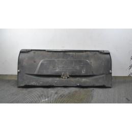 Portellone cofano nero posteriore Smart Fortwo W451 dal 2007 al 2015