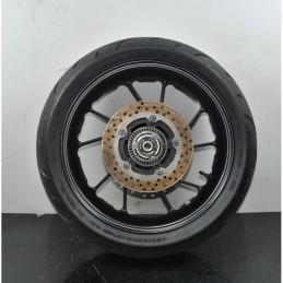 Cerchio posteriore + disco e gomma Yamaha MT-09 dal 2013 al 2015