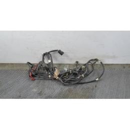 Pipetta attacco candela + bobina Kawasaki Versys 650 '06 - '09 2pz