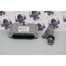 Kit blocchetto serratura avviamento + centralina Skoda Fabia 1.4 dal 2000 al 2007