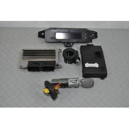 Kit chiavi Renault Twingo 1.2 dal 1998 al 2004 cod :  8200181482 / 16481134