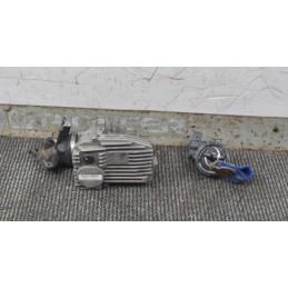 Kit chiave accensione Piaggio Beverly 250 ie dal 2001 al 2010 cod : CM078203