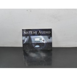 Manuale catalogo Sistemi Audio Ford