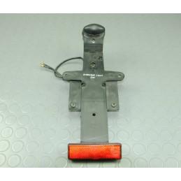 Supporto portatarga + luce targa Aprilia Scarabeo Light 125 / 200 dal 2007 al 2011