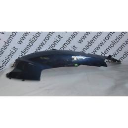 Carena posteriore sinistra Sx codone blu Malaguti Centro 125 / 160 ie '07 - '11