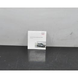CD manuale DVD Audi A4 dal 2007 al 2015 ( B8 / 8K )