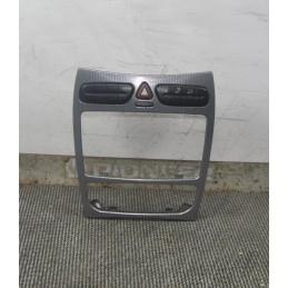 Mascherina cruscotto centrale Mercedes-benz Clk W209 dal 2002 al 2010