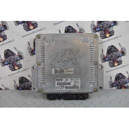 Centralina Motore ECU Citroen C5 serie 2000-2008 cod Bosch 0281011340
