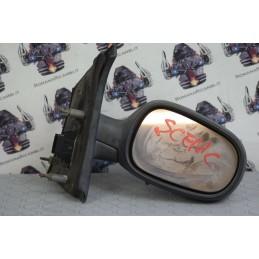 Specchio retrovisore Destro DX Renault Scenic I dal 1996 al 1999 Cod: E1010461