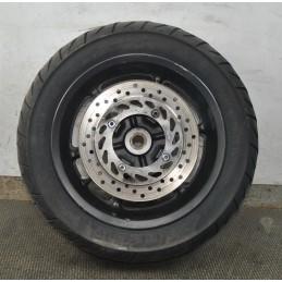 Cerchio posteriore + Gomma  Honda Forza 250 ABS dal 2008 al 2011