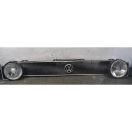 Griglia anteriore Con Coppia Fari Anteriori Volkswagen Golf dal 1974 al 1983