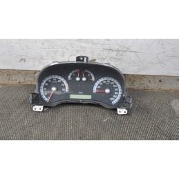 Strumentazione Contachilometri Fiat Punto 188 dal 1999 al 2003 cod 46753580