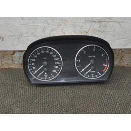 Strumentazione contachilometri BMW Serie 3 E90 dal 2005 al 2013 cod : 6983487-01