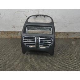 Rivestimento Console + Bocchette Aria Peugeot 206 Dal 1998 al 2009 cod 9624663577