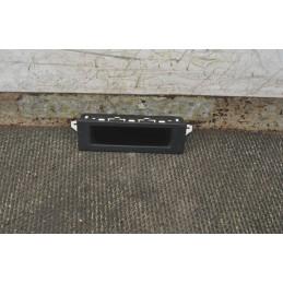 Display Centrale Peugeot 207  dal 2006 al 2015 cod 5555502902