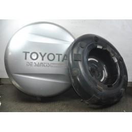 Porta Ruota di Scorta Toyota RAV 4 serie dal 2000 al 2006