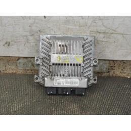 Centralina motore ECU Citroen C3 1.4 dal 2002 al 2009 cod: 5W540110E-T / 9654925480