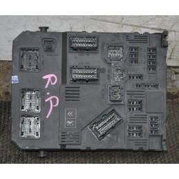 Body computer fusibiliera Citroen C2 dal 2003 al 2010 Cod. 9652474380