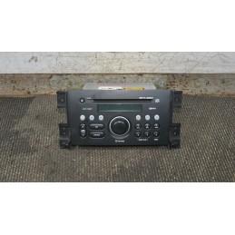 Autoradio Suzuki Grand Vitara dal 2005 al 2012 cod 39101-65JD0