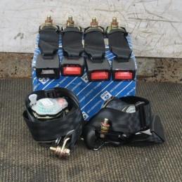 Kit cinture di sicurezza Tata Indigo cod. 277592500140