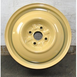 Cerchio in acciaio originale Mazda Miata dal 2011 al 2014 cod. 9965-24-4040