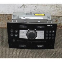 CD MP3 Opel Corsa  dal 2006 al 2014 cod. 13254183 venduto senza codice di sblocco. da richiedere presso officina autorizzata