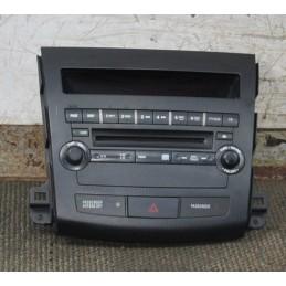 Autoradio CD MP3 Mitsubishi Outlander 2.2 dal 2007 al 20142 cod. 8002A139XA