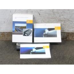 Manuale manutenzione programmata + CD 70 NAVI + vendita e assistenza Opel