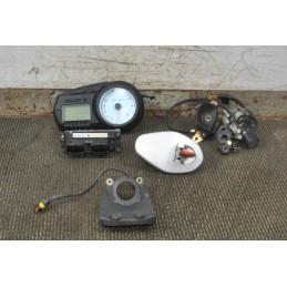 Kit chiave accensione  Ducati Multistrada dal 2002 al 2006 cod. 2219ER28 / MTS620DUCATI047