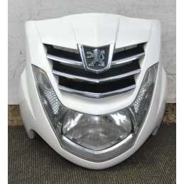 Carena scudo anteriore + faro  SYM HD 125 - 200