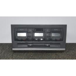 Controllo Comandi Clima Audi A4 dal 2000 al 2006 cod. 8E0820043AA