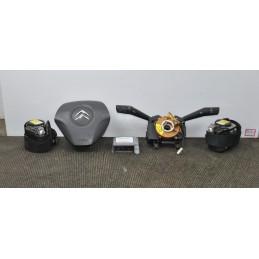 Kit airbag Citroen Nemo dal 2008 al 2013 cod. 1353557080