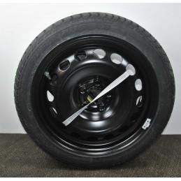 Cerchio Completo + Kit Montaggio Seat Altea XL dal 2004 al 2015 205/45 R16