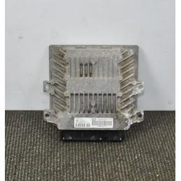Centralina ECU motore Citroen Jumpy 2.0 dal 2007 al 2012 cod SW9665100380