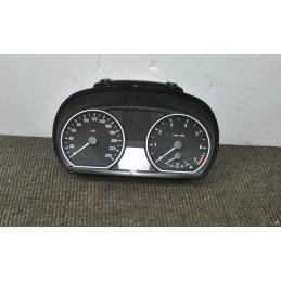 Strumentazione Contachilometri BMW serie 1 E87 Dal 2001 al 2010 cod 1024932-30