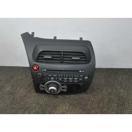 Autoradio Completo Honda Civic  dal 2006 al 2011 cod 39100-SMR-G612-MI
