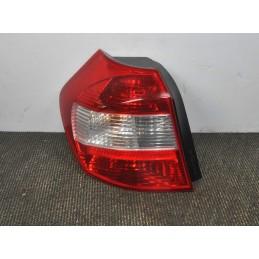 Fanale Stop Posteriore Sinistro Sx BMW serie 1 E87 dal 2001 al 2010 cod 13405110