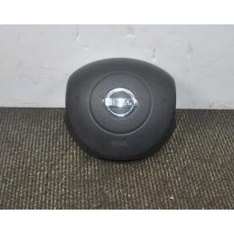Airbag Volante Nissan Micra K12 dal 2003 al 2010