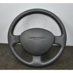Volante + airbag Fiat Punto dal 1999 al 2007 cod. 735278157