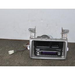 Autoradio stereo + alloggio  Daihatsu Trevis dal 2006 al 2010