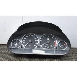 Strumentazione contachilometri BMW Serie 3 E46 dal 1998 al 2006 cod: 6932908