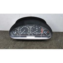 Strumentazione Contachilometri BMW Serie 3 E46 dal 1998 al 2006 cod 4102749