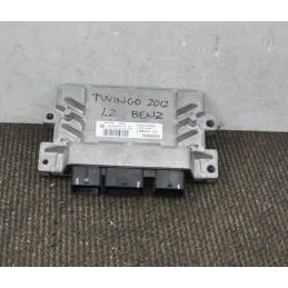 Centralina motore ECU Renault Twingo II dal 2007 al 2012 cod 8201076690