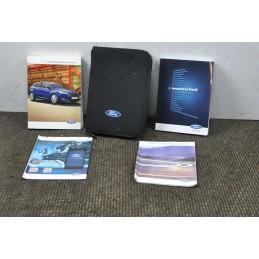 Libretto uso e manutenzione Ford Focus  dal 2011 al 2018