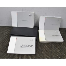 Libretto uso e manutenzione Nissan Primera  Dal 2002 al 2008