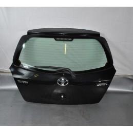 Portellone bagagliaio posteriore Toyota Yaris dal 2005 al 2011