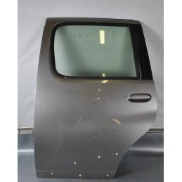 Portiera laterale posteriore SX Toyota Yaris Verso dal 2001 al 2004