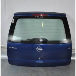 Portellone bagagliaio posteriore   Opel Meriva A  Dal 2003 al 2010