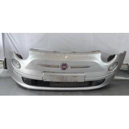 Paraurti anteriore Fiat 500 dal 2007 al 2015