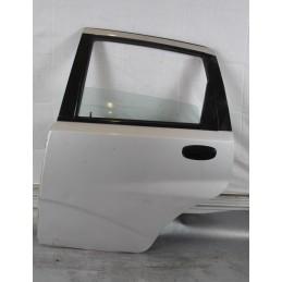 Portiera sportello posteriore SX Chevrolet Kalos dal 2002 al 2008